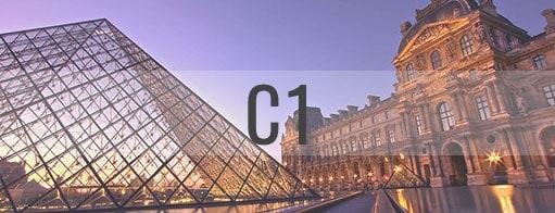 Horarios del nivel C1 de francés de la EOI Calahorra