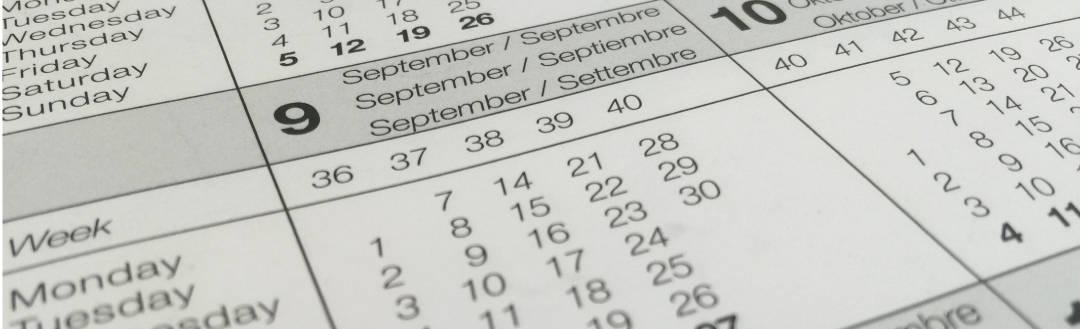 Calendario pruebas de Promoción Inglés