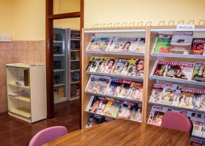 Revistas en francés